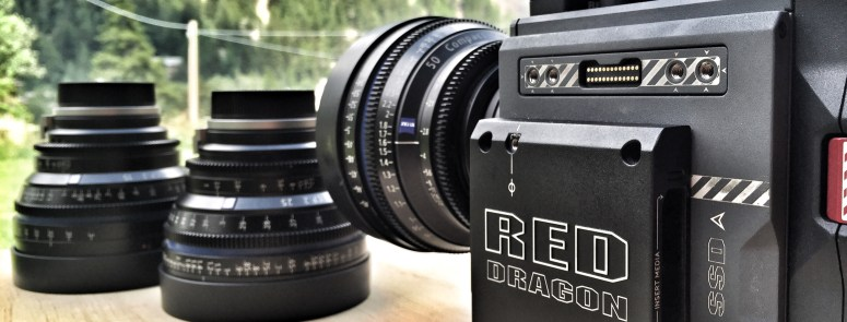 Red Scarlet W + Zeiss CP2