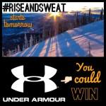 #riseandsweat February
