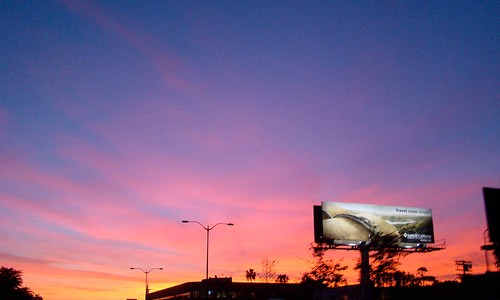 Pic of the Day: LA Sunset