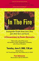'In The Fire' free screening June 9