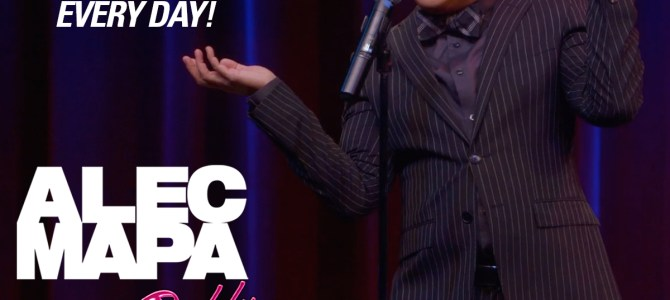 New! $3 standard definition download of Alec Mapa: Baby Daddy