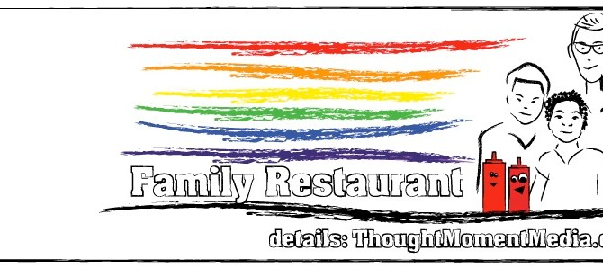 """Family Restaurant"" debut: Children's film celebrates kids with gay and lesbian parents"
