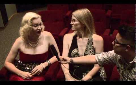 Outfest 2011 – Interview with Calpernia Addams and Andrea James