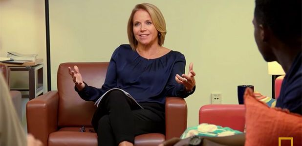 Katie Couric Brings The 'Gender Revolution' To TCA