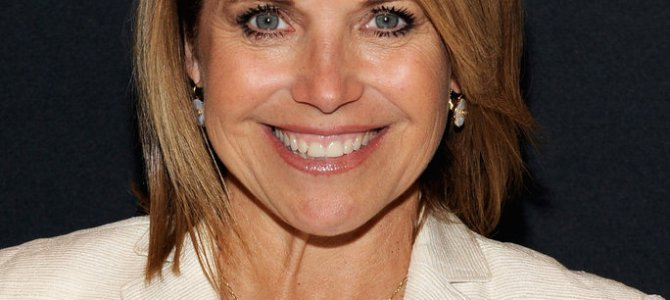 Katie Couric Wants to Teach You About Gender Identity