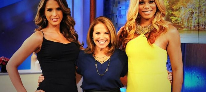 'I Think I Made a Mistake': Katie Couric On Her Transgender Evolution