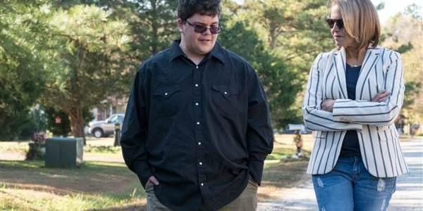 Katie Couric talks to transgender teen in moving Gender Revolution clip