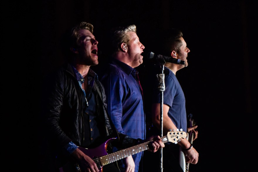 Rascall Flatts as photographed by Andrea Linn Photography