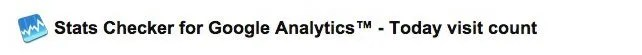 Analytics - Estensioni per Google Chrome