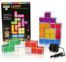 lampada tetris