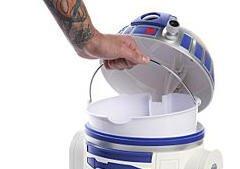 Gadget R2D2 - Cestino R2D2 - Dettaglio