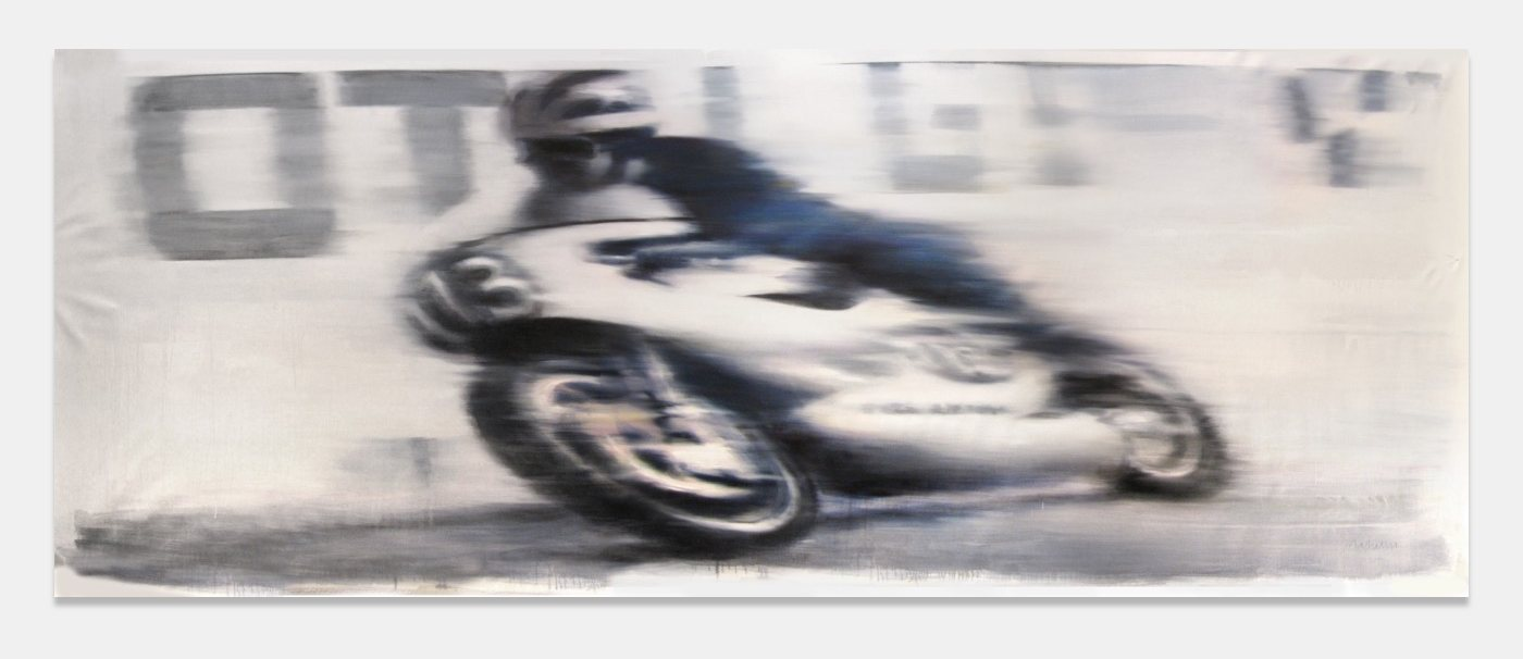 Fast Painting moto 3