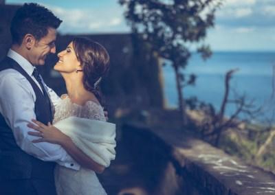 Matrimonio a Catania di Sebastiano e Rita