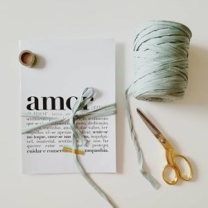 print | amor . love