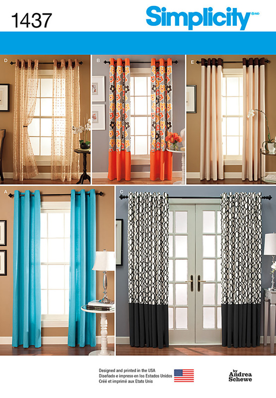 new curtain pattern 1437 andrea