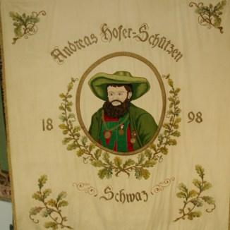 Fahne des 2. Fähnrichs