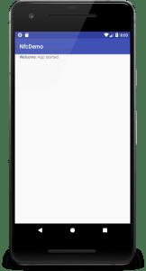 NFC Demo - Start Project