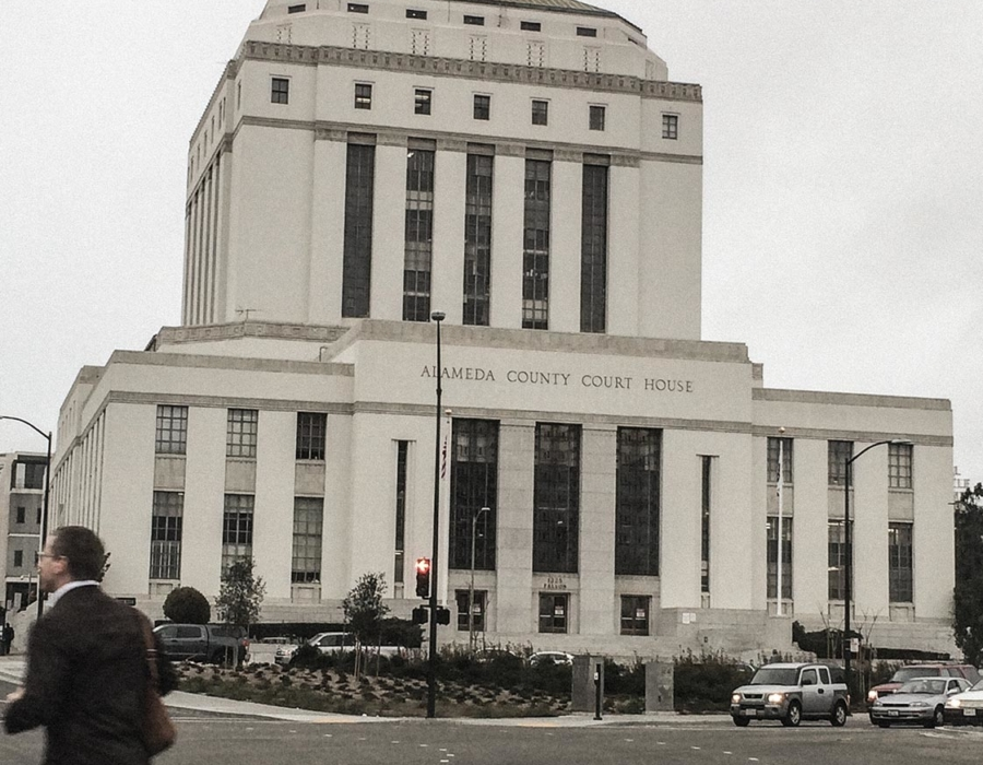 Alameda-courthouse-Oakland-California