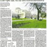 Andreas Spörri in der Zeitung (Tagesanzeiger)