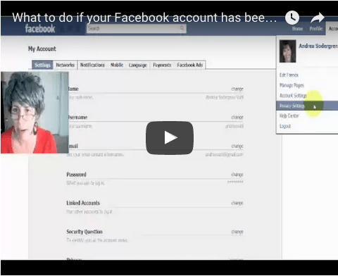 What to Do If Your Facebook Account Has Been Hacked