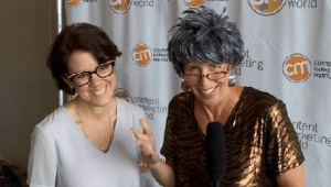 Grandma Mary Interviews Ann Handley