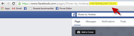 Facebook Graph ID