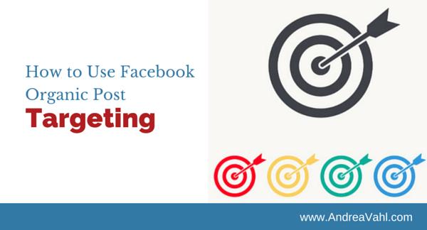 Organic Post Targeting
