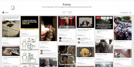 Funny Pinterest Board