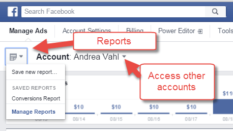 Facebook Ads Reports