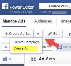 Create Lead Generation Ad