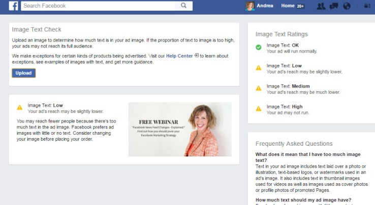 Facebook Ads Grid Tool New