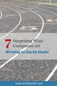 Winning on Social Media