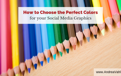 How to Choose the Perfect Colors for Your Social Media Graphics