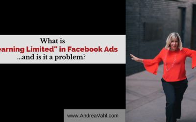 Learning Limited in Facebook Ads:  What it Means and How to Respond