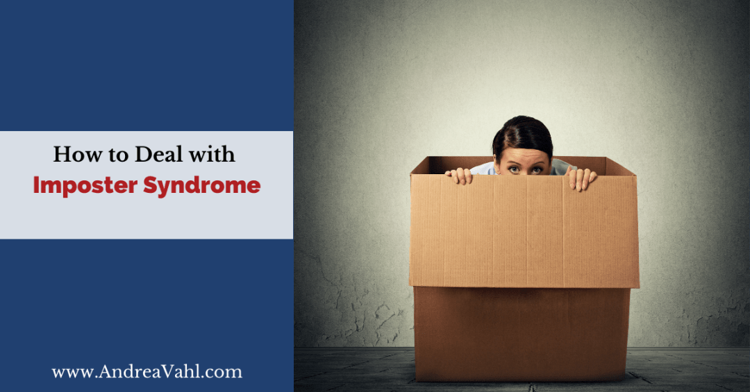 How to Deal with Imposter Syndrome
