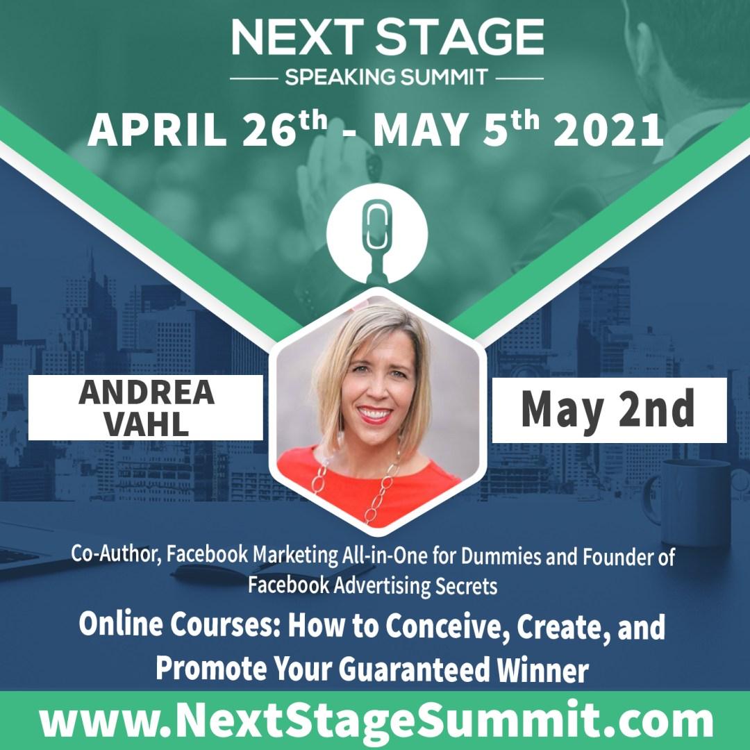 Next Stage Speaking Summit