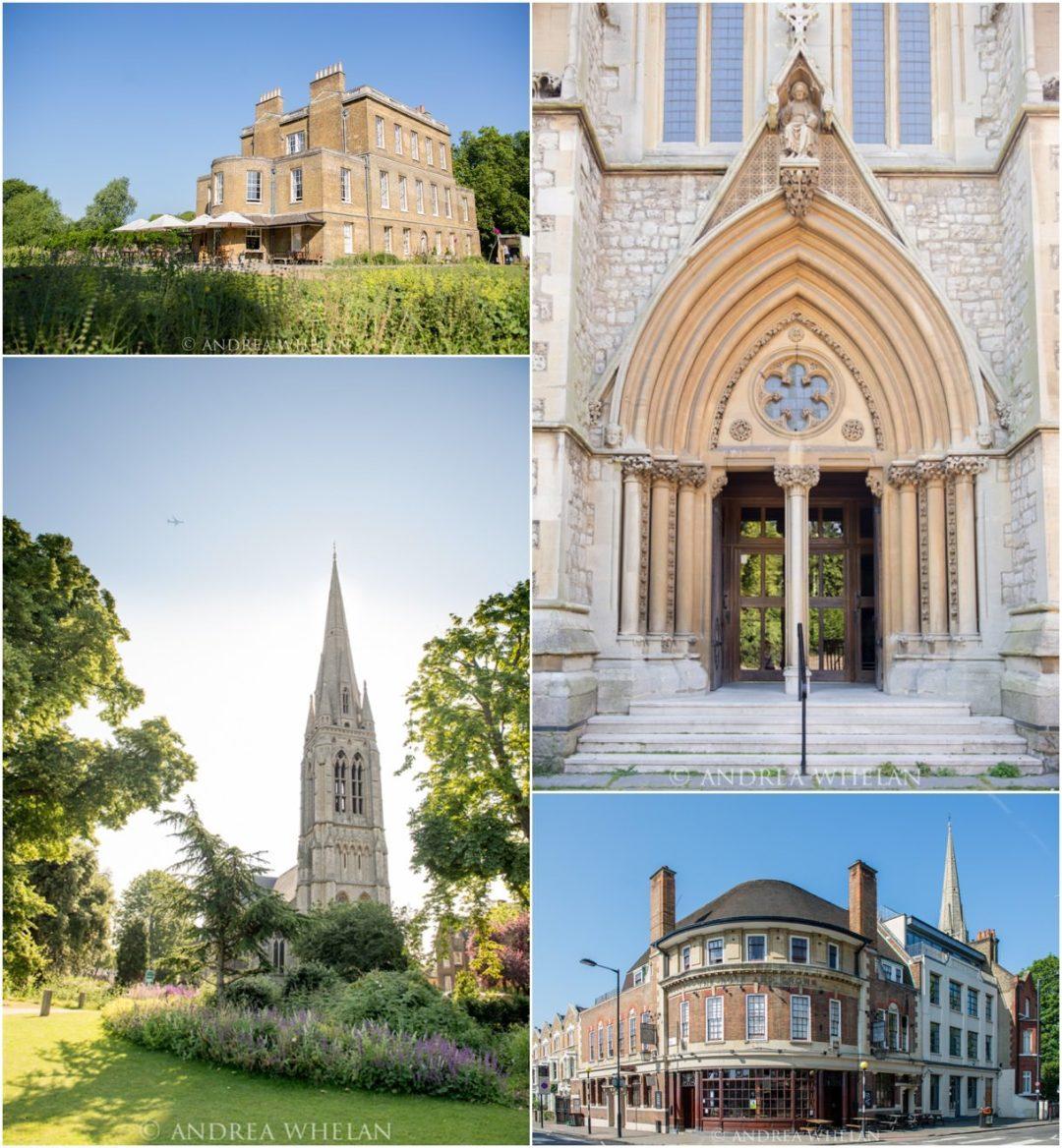 st mary's church stoke newington photography