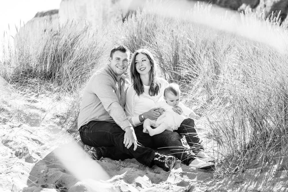 Beach Family Photographer in Kent