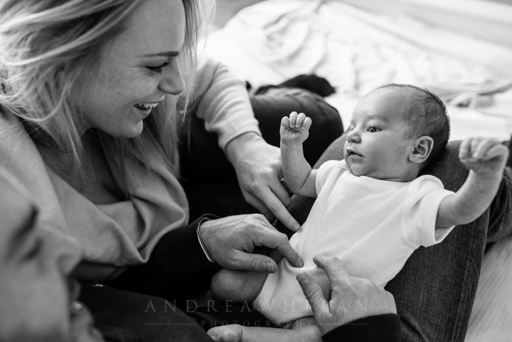 Newborn photographer East London