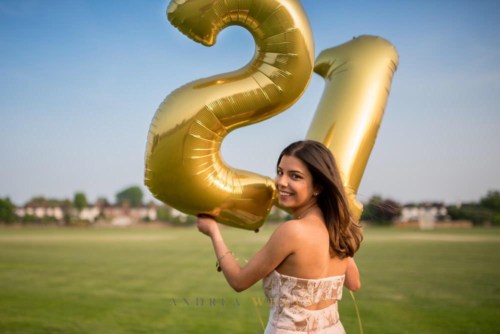 Hannah's 21st Birthday Party