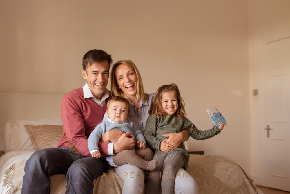 natural family portraits central london