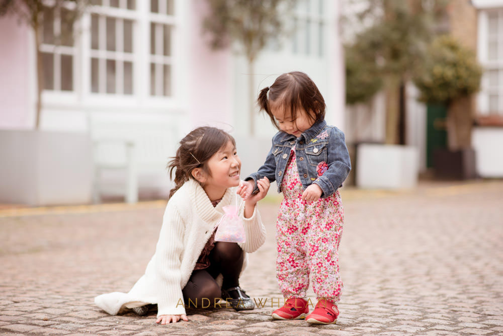 notting hill childrens photographer