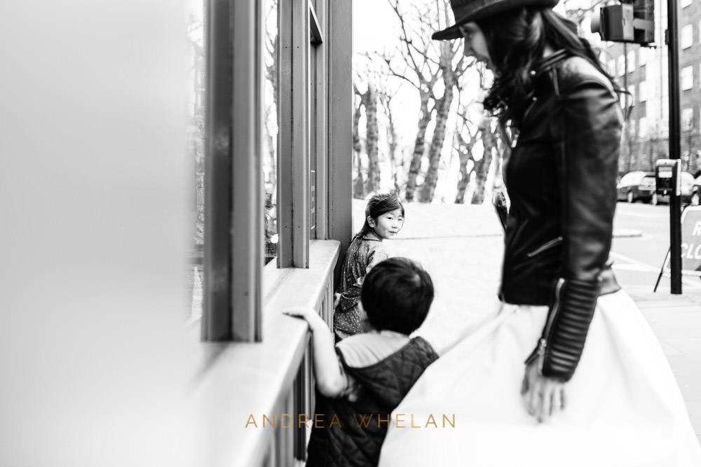 urban childrens photography