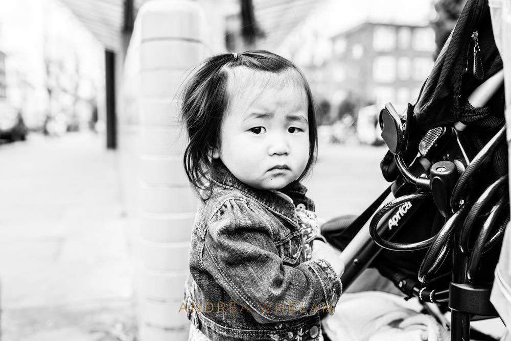 urban baby photography