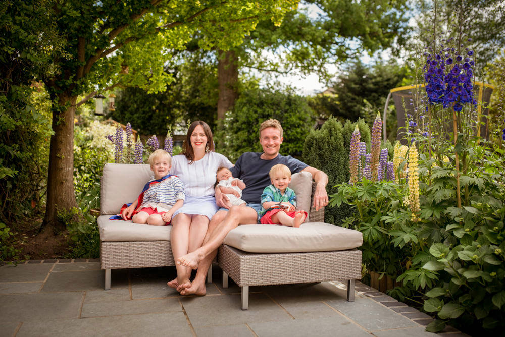 natural family portraits