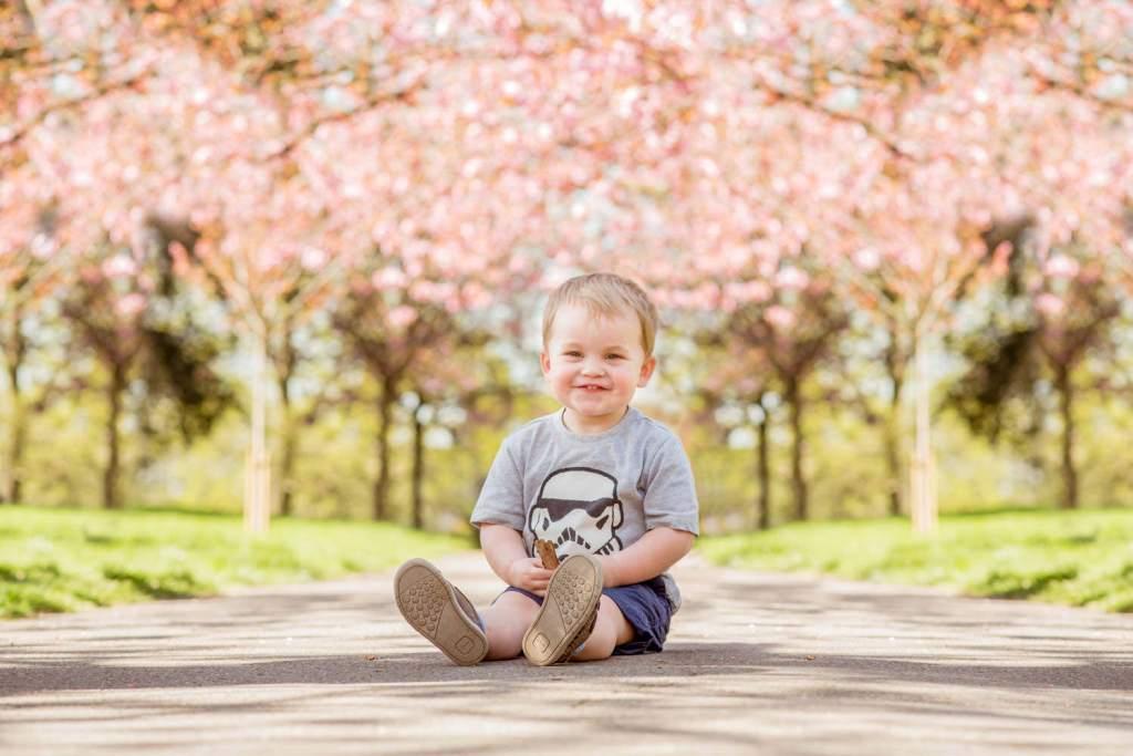 Boy in Blossom