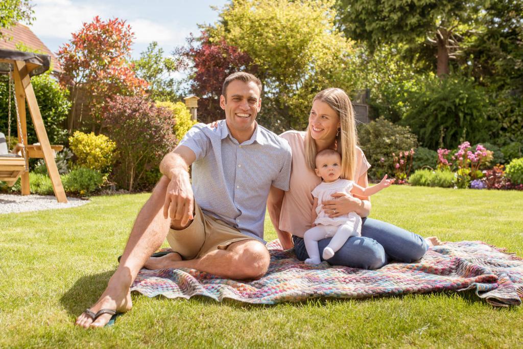 Bexleyheath family photo session