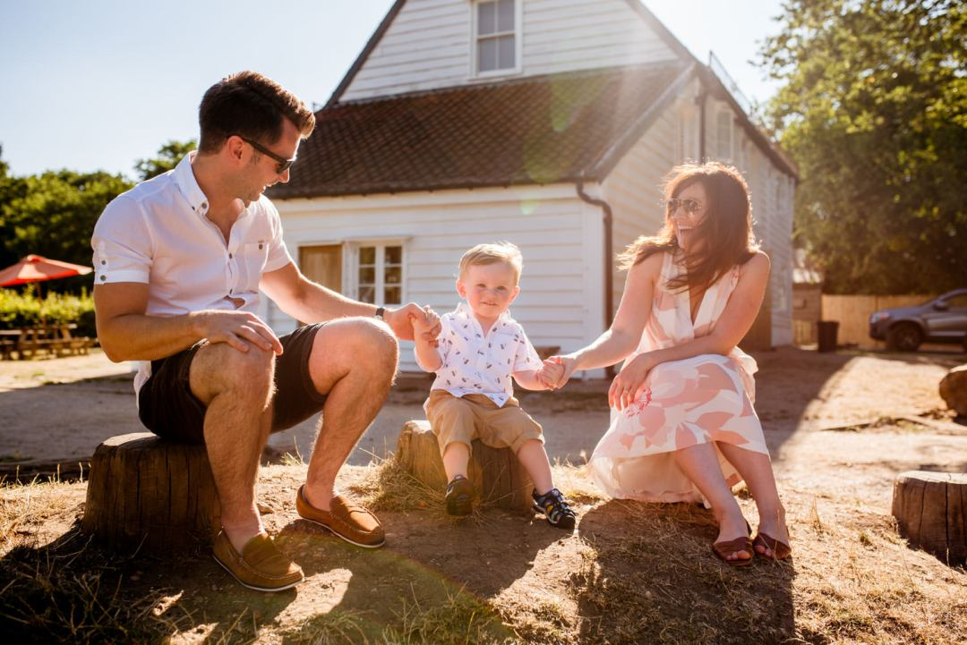 Epping Forest Family Photographer