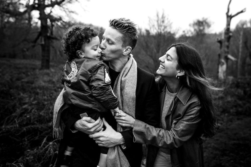 Richmond park family photography