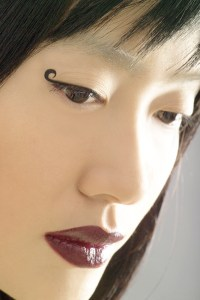 Beauty Make up Close up